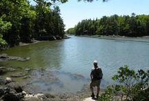Maine Adventures / Discovering the very best outdoor activities in Maine!