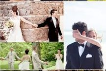 First Looks (Oh, the love) <3 / So much anticipation, we just love looking through these wedding photos!