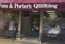 Ouilt Shops