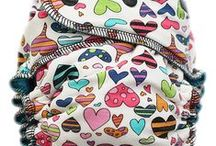 Fabulous Fitteds / Fitted Cloth Diaper Eye Candy. These work great with wool diaper covers.