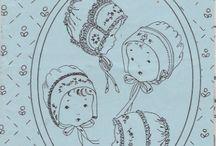 Capotas y gorros / Bebes / by Pilar Gonzalez Raimundez