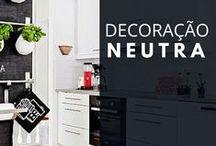 Decoração Neutra
