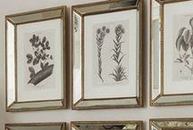 Wall Decor / Inspirational ideas for decorative projects, home business, kids and office.