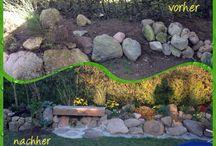 DIY garden projects / Gartenprojekte