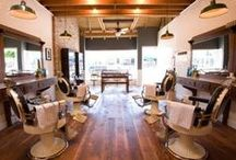 Barbershop Interior