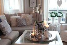 Decoração com Bandejas - DIY / Sugestões de como usar bandeja na decoração de sua casa. Super tendência e você fica com um lindo espaço.