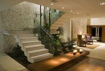 Interior com bom gosto / Decoração com estilo