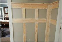 Wall and door improvement