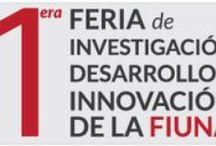 1era Feria de Investigación, desarrollo e Innovación de la FIUNA / 12,13 y 14 de agosto del 2015 Campus de la Universidad Nacional de Asunción Facultad de Ingeniería