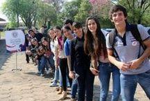 Ingreso FIUNA 2015 - Ayolas / 74 jóvenes son los primeros ingresantes a la Facultad de Ingeniería de la Universidad Nacional de Asunción (FIUNA), sede Ayolas, Departamento de Misiones.