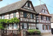 Duppigheim / Découvrez les points d'intérêts, bâtiments anciens ou jolies vues à Duppigheim en Alsace dans le Bas-Rhin