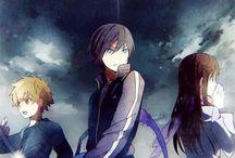 Noragami / yato's eyes....need i say anymore?