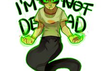 Danny phantom / I'M GOING GHOST (so that i can pin in peace without being disturbed by the real life...(¬ v¬))