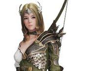 Ranger / All costumes & outfits of the Ranger from Black Desert Online