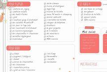 Liste maternité