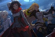 RWBY / May contain spoilers