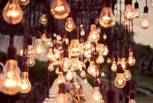 Lighting / Hanging Lighting or Flowers ideas
