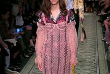 RUNWAY S/S 17 / Latest runway styles and trends for Spring/Summer 2017