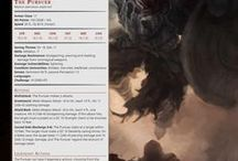 D&D Monsters / Homebrew monsters for Dungeons and Dragons