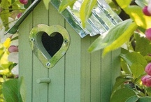 Birdhouses / by Michelle Heber