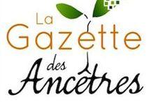 La Gazette des ancêtres - Généalogie - / Toute l'actualité de la Gazette des ancêtres, généalogiste professionnelle. / by Gazette Ancêtres