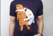 Fabric & T-shirt printing design