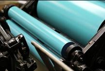 Printmaking - Intaglio - Letterpress - Screen Print