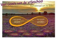 Vrije school / by Angela Sanders