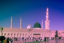♥ The Beauty Of Masjid-e-Nabawi ♥ / ❤ ♡ ♥ ♡ ❤ ♡ ♥ ♡ ❤ ♡ ♥ / by Nadeem Ahmad