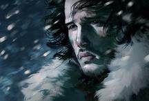 Game of Thrones Fan Art / All men must die.