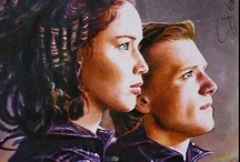 Hunger Games Fan Art / May the odds be ever in you favor.