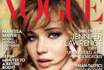 The Hunger Games' Jennifer Lawrence Covers the September Issue - Vogue Magazine