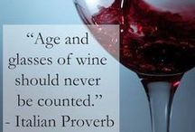 Wine Quotes / There is nothing more inspirational than using rhetoric to express your love for wine.