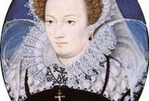 1542-1587 Mary, Q. of Scots / by Ellen Herndon