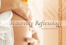 Maternity Reflexology / Specific Reflexology used during pregnancy to help keep you energised, free from aches & pains, to reduce nausea and aid natural labour and positive birth