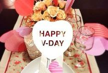 V-Day 2014 / The Most Romantic Day of the Year!