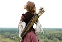 Because Medieval Dresses are Gorgeous