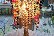 Bead Lamps