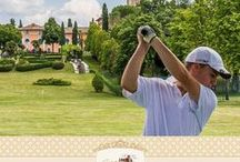 Golf & Country Club Castello di Spessa / Swinging in the Collio, in the golf club of Central Europe. #golf #sport #freetime #fvg