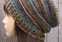 Crochet - Hats & Headwear