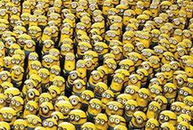My little world with minions :3