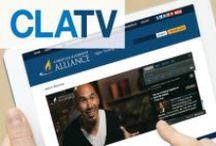 CLATV: Interent TV & Radio for Leaders / 24/7 video and radio programs to inspire the leader in you!