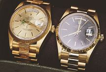 Watches / My favorite types of watches that I recommend.