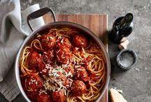 Italian Inspiration / Beautiful Italian food inspiration