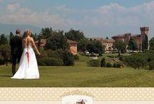 Matrimoni | Weddings / Castello di Spessa • For your dream wedding