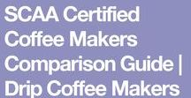 SCAA Certified Coffee Makers Comparison Guide