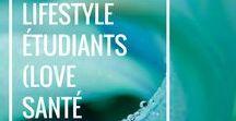 Lifestyle étudiants (Santé, Love, Sport)