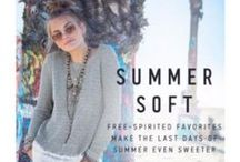 Summer Style for Her / Hot styles for her to wear all summer long.