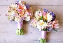 bouquet: spring / bridal bouquet inspiration for spring weddings