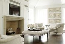 2-Living/Family/Great Rooms  / by Cheryl Linford - Urban Cottage - Interior Designer